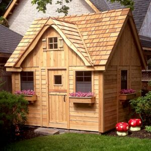 Lauren's Cottage Playhouse's feature image