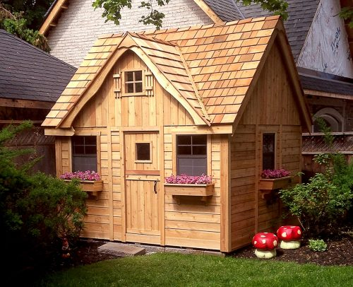 Lauren's Cottage Playhouse