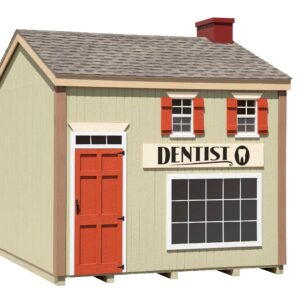 Dentist Office Playhouse